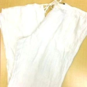 Burberry linen pants